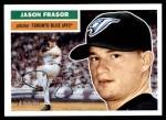 2005 Topps Heritage #99  Jason Frasor  Front Thumbnail