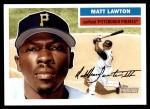 2005 Topps Heritage #151  Matt Lawton  Front Thumbnail