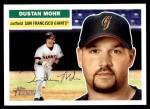 2005 Topps Heritage #144  Dustan Mohr  Front Thumbnail