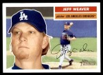 2005 Topps Heritage #173  Jeff Weaver  Front Thumbnail