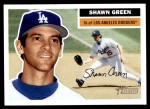 2005 Topps Heritage #150  Shawn Green  Front Thumbnail