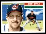 2005 Topps Heritage #152  Casey Blake  Front Thumbnail