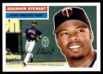 2005 Topps Heritage #164  Shannon Stewart  Front Thumbnail