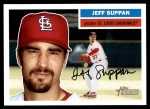 2005 Topps Heritage #86  Jeff Suppan  Front Thumbnail