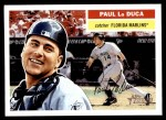 2005 Topps Heritage #193  Paul Lo Duca  Front Thumbnail
