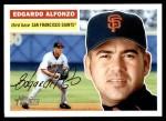 2005 Topps Heritage #78 NO E.Alfonzo  Front Thumbnail