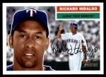 2005 Topps Heritage #182  Richard Hidalgo  Front Thumbnail