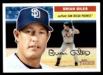 2005 Topps Heritage #149  Brian Giles  Front Thumbnail