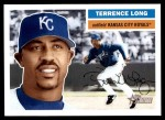 2005 Topps Heritage #38  Terrence Long  Front Thumbnail