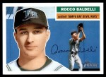 2005 Topps Heritage #97  Rocco Baldelli  Front Thumbnail