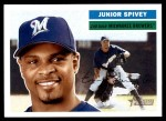 2005 Topps Heritage #177  Junior Spivey  Front Thumbnail