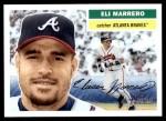 2005 Topps Heritage #93  Eli Marrero  Front Thumbnail