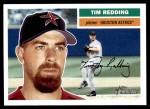 2005 Topps Heritage #179  Tim Redding  Front Thumbnail