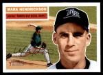 2005 Topps Heritage #190  Mark Hendrickson  Front Thumbnail