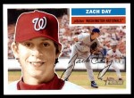 2005 Topps Heritage #48  Zach Day  Front Thumbnail