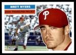 2005 Topps Heritage #180  Brett Myers  Front Thumbnail