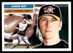 2005 Topps Heritage #6 YEL Jason Bay  Front Thumbnail