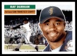 2005 Topps Heritage #87  Ray Durham  Front Thumbnail