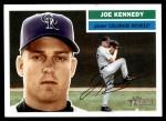 2005 Topps Heritage #102  Joe Kennedy  Front Thumbnail