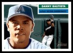 2005 Topps Heritage #92  Danny Bautista  Front Thumbnail