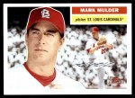 2005 Topps Heritage #4  Mark Mulder  Front Thumbnail