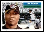 2005 Topps Heritage #45  Tike Redman  Front Thumbnail