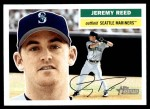 2005 Topps Heritage #73  Jeremy Reed  Front Thumbnail