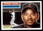 2005 Topps Heritage #160  Michael Tucker  Front Thumbnail