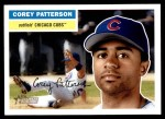 2005 Topps Heritage #327  Corey Patterson  Front Thumbnail