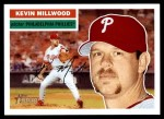 2005 Topps Heritage #352  Kevin Millwood  Front Thumbnail