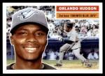 2005 Topps Heritage #343  Orlando Hudson  Front Thumbnail