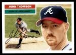 2005 Topps Heritage #233  John Thomson  Front Thumbnail