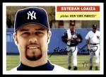 2005 Topps Heritage #293  Esteban Loaiza  Front Thumbnail