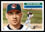 2005 Topps Heritage #328  Travis Hafner  Front Thumbnail