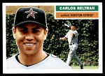 2005 Topps Heritage #261 FLD Carlos Beltran  Front Thumbnail