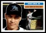 2005 Topps Heritage #345  Jose Cruz Jr.  Front Thumbnail