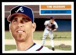 2005 Topps Heritage #353 A Tim Hudson  Front Thumbnail