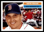 2005 Topps Heritage #205  Keith Foulke  Front Thumbnail