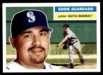 2005 Topps Heritage #347  Eddie Guardado  Front Thumbnail
