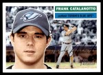 2005 Topps Heritage #216  Frank Catalanotto  Front Thumbnail