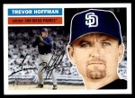 2005 Topps Heritage #349  Trevor Hoffman  Front Thumbnail