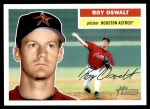 2005 Topps Heritage #227  Roy Oswalt  Front Thumbnail