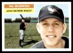 2005 Topps Heritage #361  Val Majewski  Front Thumbnail