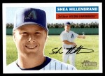 2005 Topps Heritage #367  Shea Hillenbrand  Front Thumbnail