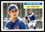 2005 Topps Heritage #373  Chadd Blasko  Front Thumbnail