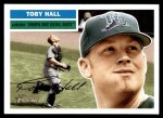 2005 Topps Heritage #385  Toby Hall  Front Thumbnail