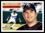 2005 Topps Heritage #298  Mike Sweeney  Front Thumbnail
