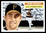 2005 Topps Heritage #394  Mark Redman  Front Thumbnail