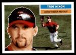 2005 Topps Heritage #234  Trot Nixon  Front Thumbnail