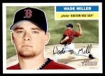 2005 Topps Heritage #299  Wade Miller  Front Thumbnail